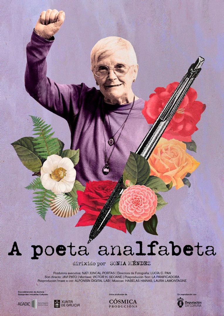 A Poeta Analfabeta
